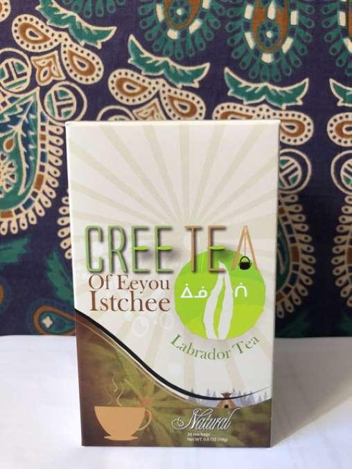Cree Tea image